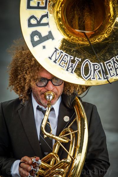 Preservation Hall Jazz Band - Newport Folk Festival, RI, 2012