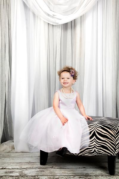 Leah's Sheer Elegance