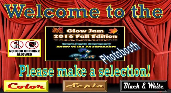 Glow Jam 2016 - Fall Edition