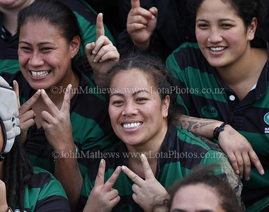 Aug 12 - Rugby - Wellington womens final Wainui v Norths