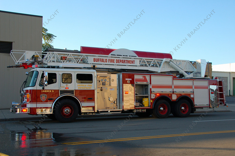 Buffalo Fire Department