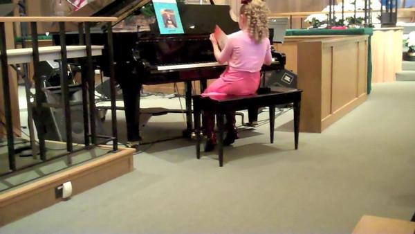 December Recital 2010