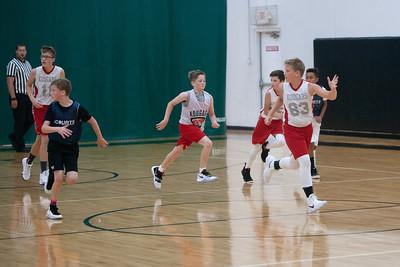 Summer League Basketball