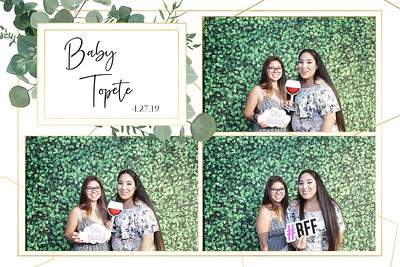 Baby Topete's Baby Shower