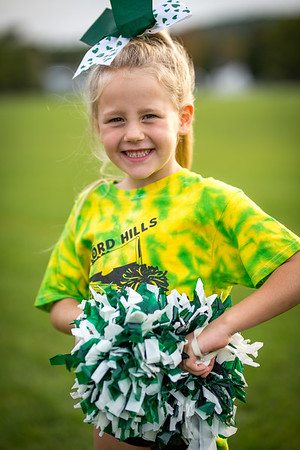 2017-09-20 Oxford Hills Youth Cheering