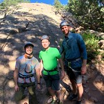 2019 08 12 Humphrey Rock Climb