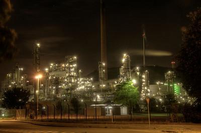 Gelsenkirchen Raffinerie
