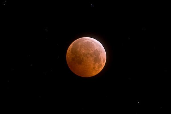 Lunar Eclipse Dec 21, 2010