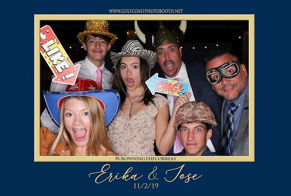 Erika & Jose Wedding Reception