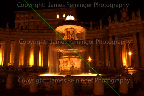 The Vatican and the Holy City