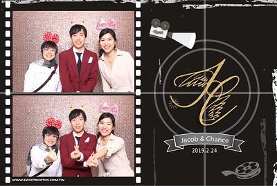 Jacob & Chance's Wedding