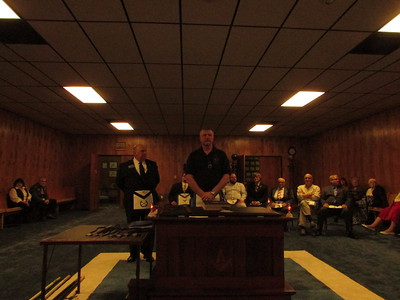Sunset Lodge #57 (Nowata) Officers Installation