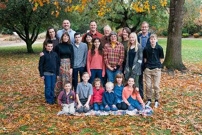 Eklund Family 2019