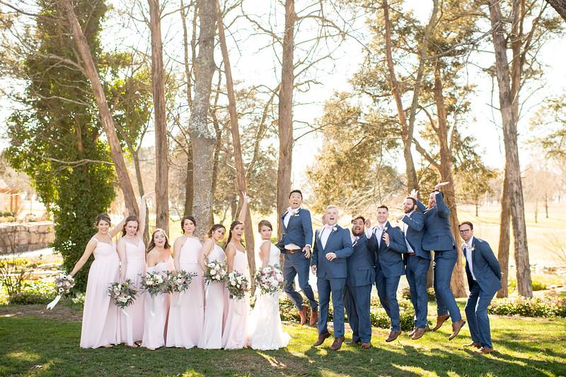 Funny Bridal Parties