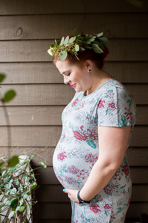 Chelsea's Baby Shower | Maternity Shots