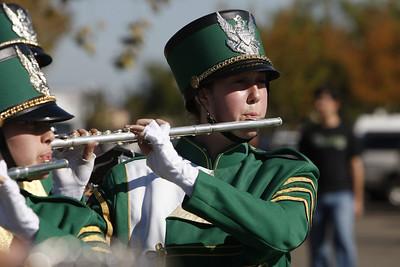 2009 Homecoming Parade Oct 23
