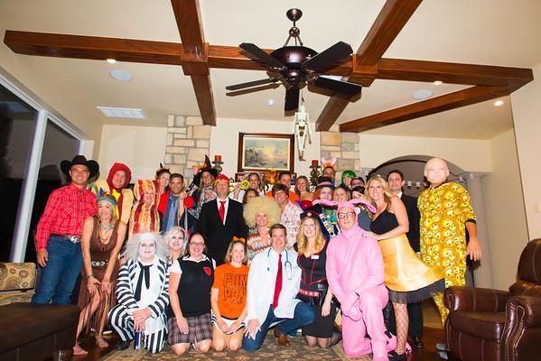 Kennon Williams Halloween 2015
