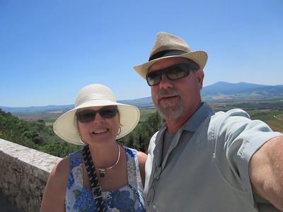 2018 June Pienza and Montecino