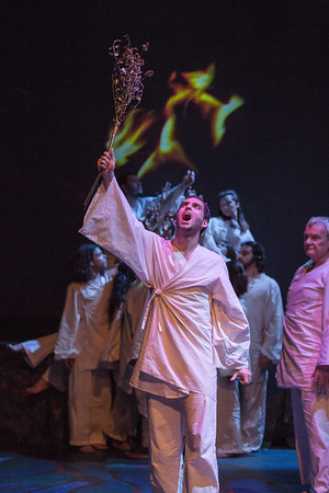 CREATION: Births of Mythology' - Valencia College Theater