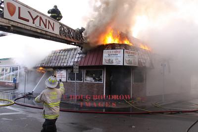 Lynn, MA - Working Fire, 859 Western Ave, 6-5-10