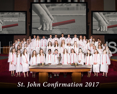 St John Confirmation 2017