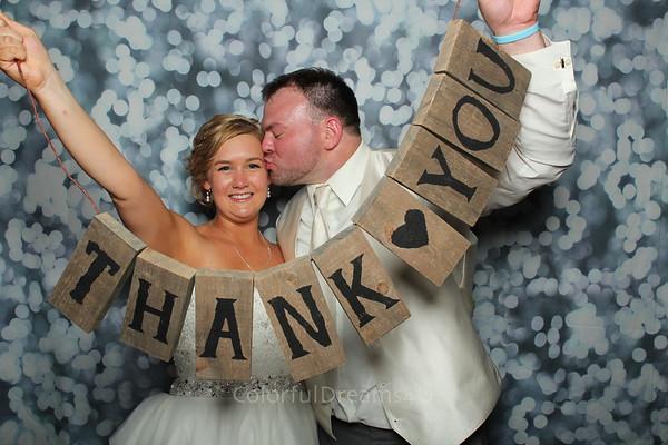 Jenna & Matt Photo Booth