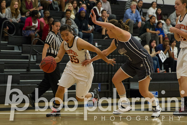 Oxy Women's Basketball vs Redlands 11-26-13
