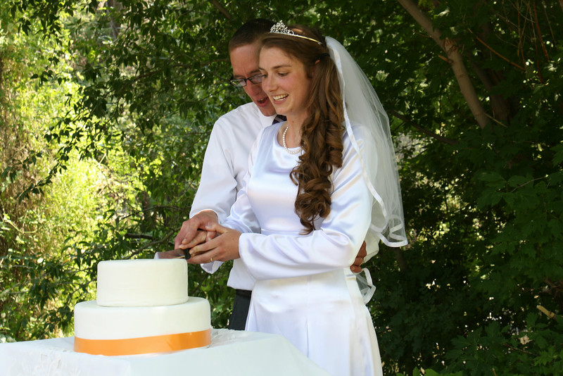 Carin & Alex Cake Cutting in Canyon_2014.7.19 144.jpg