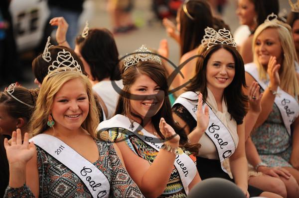 Coal Fest Parade