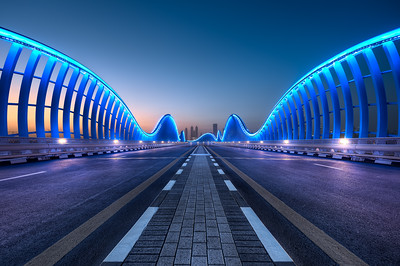 Cityscapes and Modern Architecture