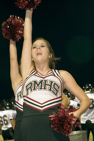 RMHS Cheerleaders 2007