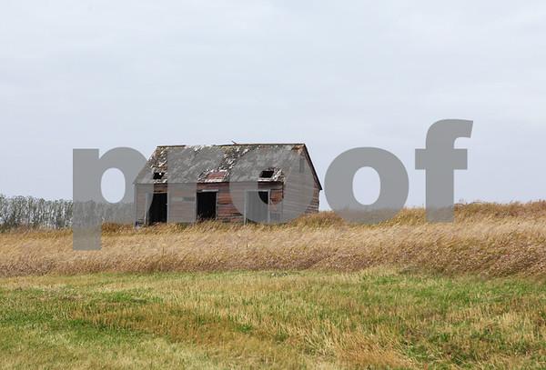 fall barns/ old houses