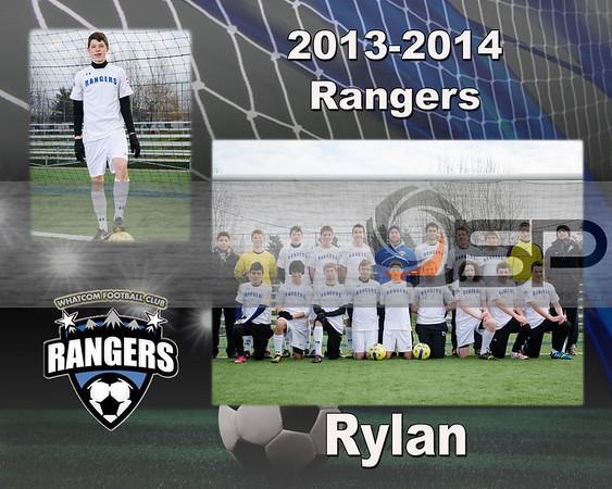 2013 Ranger - Roegle's team
