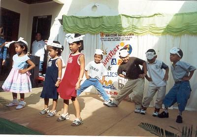 Summer Activities 1999