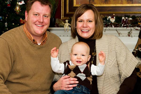 Jackson Christmas 2010