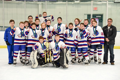 2018 Peewee2 Wishbone Champs