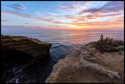 Sunset Cliffs  25AUG15
