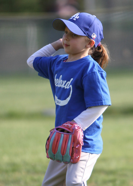Lakeland T-Ball Dodgers vs Mets