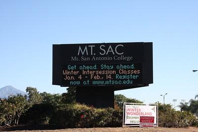 CIF CHAMPIONSHIP @ MT. SAC - 11.21.15