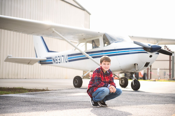Airplane mini dec 2018 Cody