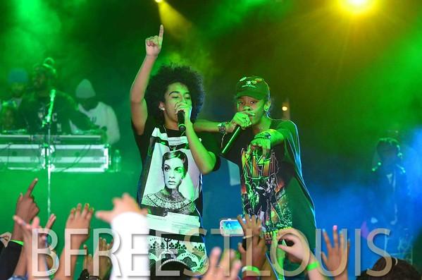 (12.28.2014) MINDLESS BEHAVIOR LIVE @ THE AMBASSADOR