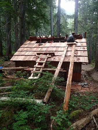 2016 Beaver Pass Shelter