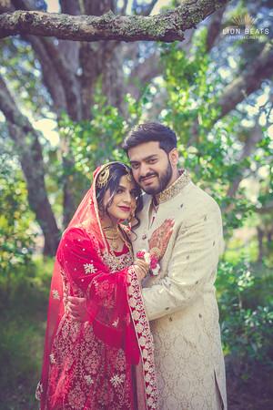 Atiqa & Saad Wedding Photoshoot