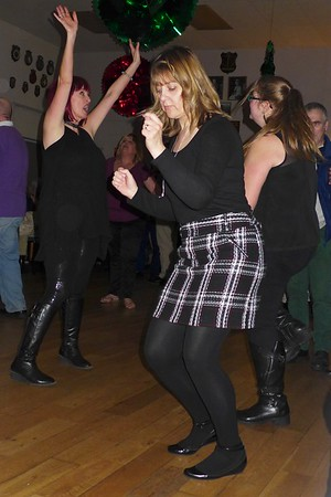 NEW YEARS EVE PARTY, Lincoln Royal Naval Club, 31st December 2017