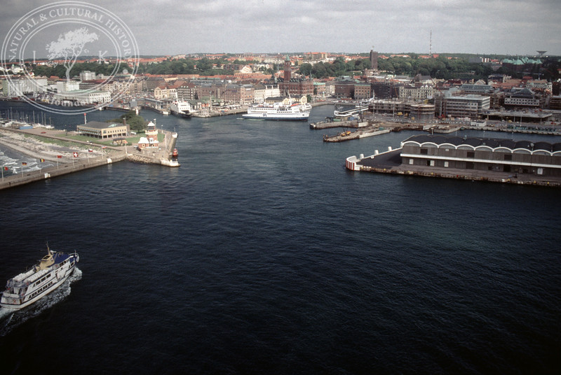 Helsingborg harbour (1990) | PH.1320