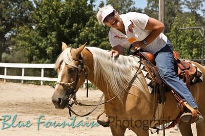 Richard Winters Clinic Blue Fountain Farm Day 2