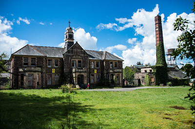 Talgarth Mental Asylum
