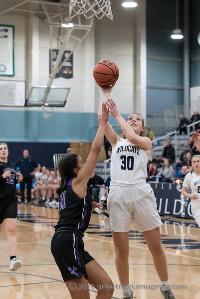 2019-20 Girls Varsity Basketball vs. South Eugene