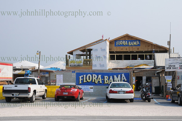 Flora-Bama-Remodeled and Joe Gilchrist Birthday-2011