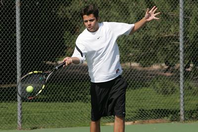 Awest Boys Tennis 2008